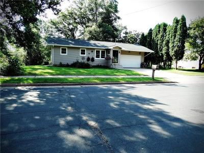 Rice Lake WI Single Family Home For Sale: $169,900