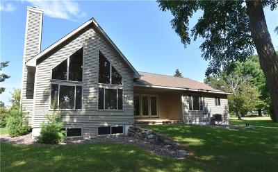 Barron County Single Family Home For Sale: 2713 26 7/8 Ave/Riverside Drive