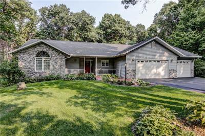 Eau Claire Single Family Home For Sale: 5576 Perth Drive