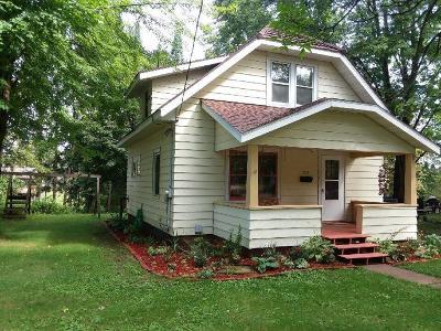 Menomonie Single Family Home For Sale: 1511 Main Street