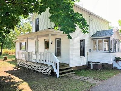 Chippewa Falls Single Family Home For Sale: 13571 130th Avenue