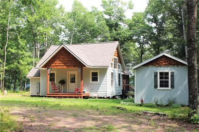 Spooner WI Single Family Home For Sale: $239,000