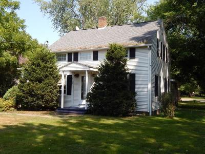 Webster Single Family Home For Sale: 26574 Sturgeon Avenue