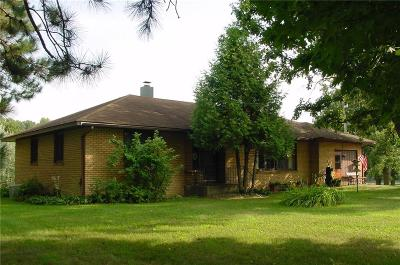 Ladysmith WI Single Family Home For Sale: $159,900