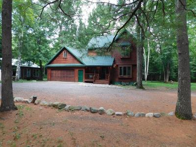 Birchwood Single Family Home For Sale: 2426 N County Rd F