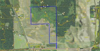 Jackson County, Clark County Residential Lots & Land For Sale: Cty O Road