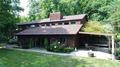 Menomonie Single Family Home For Sale: 7962 N 480th Street