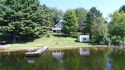 Barron County Single Family Home For Sale: 1636 1 3/4 Street