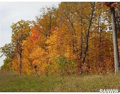 Jackson County, Clark County, Trempealeau County, Buffalo County, Monroe County, Chippewa County, Eau Claire County Residential Lots & Land For Sale: Cty Rd X