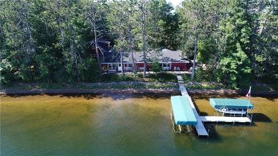 Single Family Home For Sale: 6785 N Norway Shores Lane