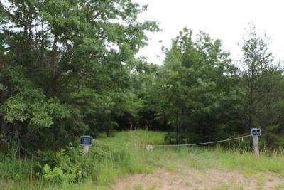Jackson County, Clark County, Trempealeau County, Buffalo County, Monroe County, Chippewa County, Eau Claire County Residential Lots & Land For Sale: Black Creek Road