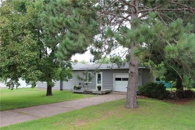 Grantsburg Single Family Home For Sale: 340 W St George Avenue
