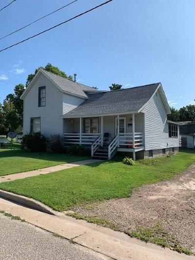 Black River Falls Single Family Home For Sale: 320 S 1st Street
