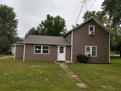 Osseo WI Single Family Home For Sale: $71,500