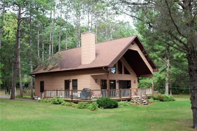 Spooner Single Family Home For Sale: 26374 County Road H
