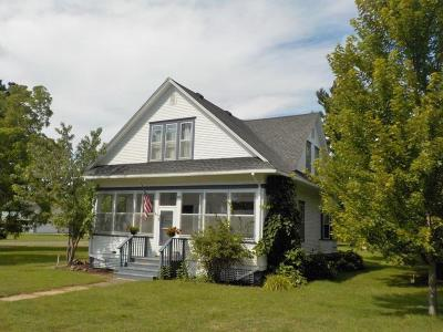 Grantsburg Single Family Home For Sale: 330 Wisconsin Avenue
