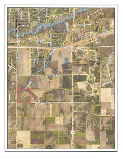 Jackson County, Clark County, Trempealeau County, Buffalo County, Monroe County, Chippewa County, Eau Claire County Residential Lots & Land For Sale: Talmadge
