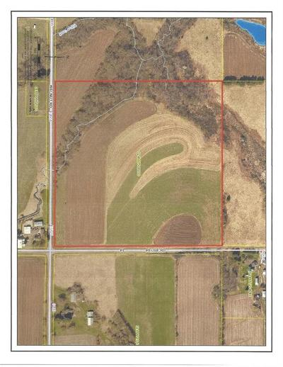Jackson County, Clark County, Trempealeau County, Buffalo County, Monroe County, Chippewa County, Eau Claire County Residential Lots & Land For Sale: Peuse Rd