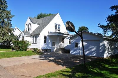 Augusta WI Single Family Home For Sale: $139,900