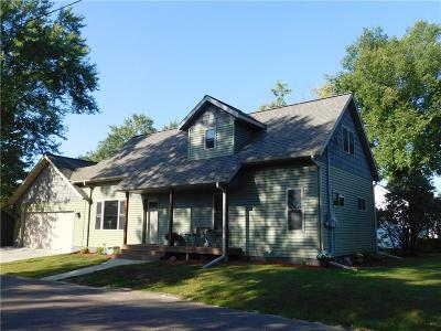 Osseo WI Single Family Home For Sale: $199,900