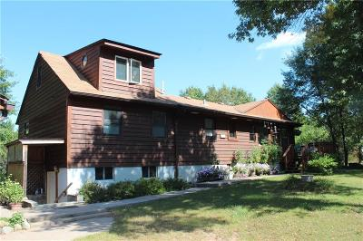 Grantsburg Single Family Home Active Offer: 14920 Fish Lake Road