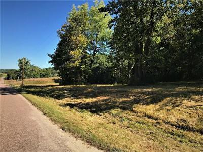 Jackson County, Clark County, Trempealeau County, Buffalo County, Monroe County, Chippewa County, Eau Claire County Residential Lots & Land For Sale: 5370 Hill Road