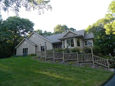 Eau Claire Single Family Home For Sale: 1616 Palomino Road