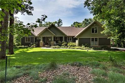 Single Family Home For Sale: 233 Starrwood