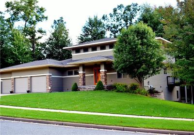 Eau Claire Single Family Home For Sale: 3407 Anric Drive