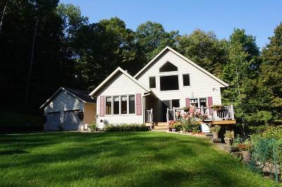 Menomonie Single Family Home Active Offer: N7285 520th Street