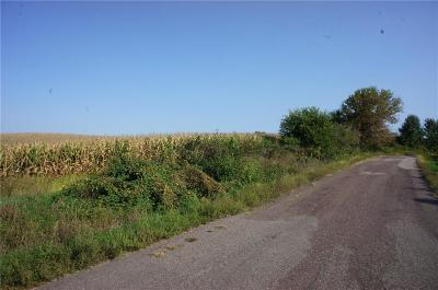 Jackson County, Clark County, Trempealeau County, Buffalo County, Monroe County, Chippewa County, Eau Claire County Residential Lots & Land For Sale: Moe Road