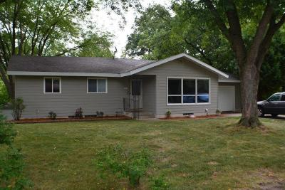 Rice Lake WI Single Family Home For Sale: $144,900