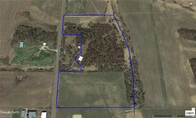 Jackson County, Clark County, Trempealeau County, Buffalo County, Monroe County, Chippewa County, Eau Claire County Residential Lots & Land For Sale: Cty Hwy D