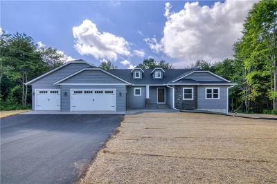 Jackson County, Clark County, Trempealeau County, Buffalo County, Monroe County, Chippewa County, Eau Claire County Single Family Home For Sale: 30 Acres 30th Avenue