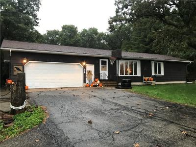 Jackson County, Clark County Single Family Home Active Offer: W10834 Alpine Road
