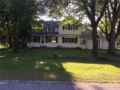 Osseo WI Single Family Home Active Offer: $132,500