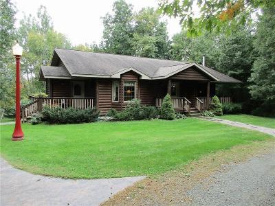 Chetek Single Family Home For Sale: 2429 2 3/4 Avenue