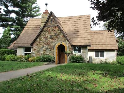 Barron County Single Family Home Active Offer: 548 Lakeview Drive