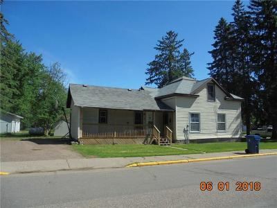 Barron WI Multi Family Home For Sale: $69,900