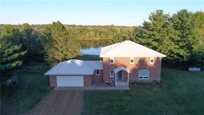 Chippewa Falls Single Family Home For Sale: 3299 106th Street