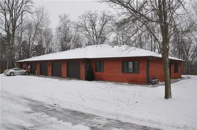 Menomonie WI Multi Family Home Sold: $520,000