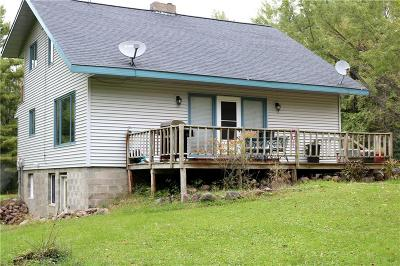 Rice Lake WI Single Family Home Active Offer: $165,000