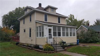 Rice Lake Single Family Home For Sale: 526 Cornell Avenue