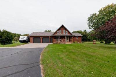 Barron County Single Family Home For Sale: 301 Rudolph Road