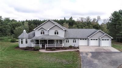 Eau Claire Single Family Home For Sale: S7705 State Road 37