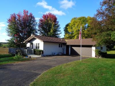 Menomonie Single Family Home For Sale: N4581 730th Street