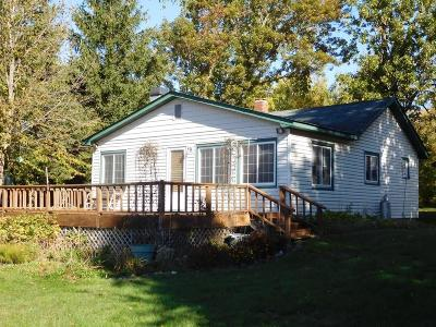 Siren WI Single Family Home For Sale: $159,000