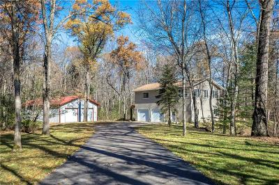 Jackson County Single Family Home For Sale: N7248 Us Highway 12/27