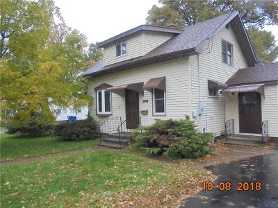 Rice Lake WI Single Family Home Active Under Contract: $89,900