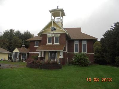 Ridgeland WI Single Family Home For Sale: $159,900